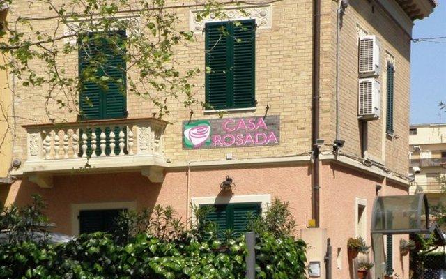 Отель Rosada Camere Porto Recanati. Порто Реканати вид на фасад