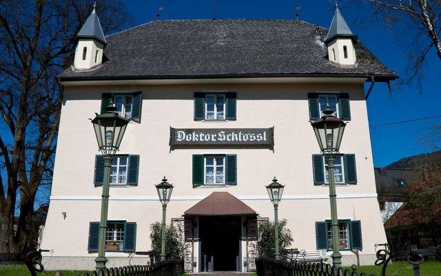 Отель Doktorschlössl Австрия, Зальцбург - отзывы, цены и фото номеров - забронировать отель Doktorschlössl онлайн вид на фасад