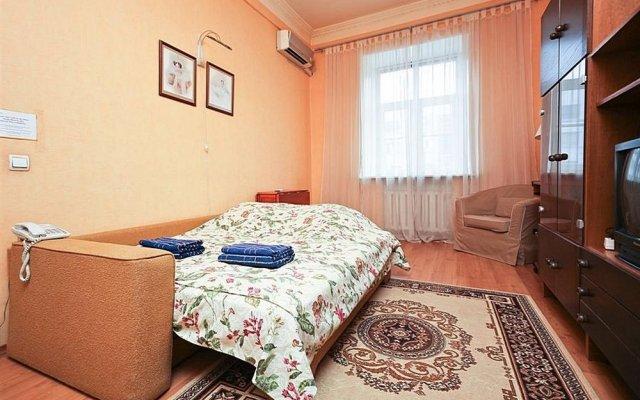 Отель Меблированные комнаты Садовая Москва комната для гостей