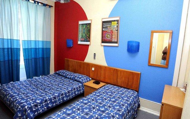 Отель Saldanha Лиссабон комната для гостей