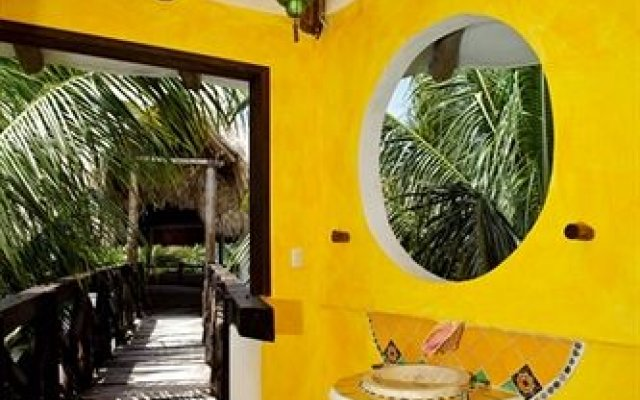 Beachfront Hotel La Palapa - Adults Only вид на фасад