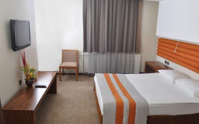 Kervansaray Uludag Турция, Бурса - отзывы, цены и фото номеров - забронировать отель Kervansaray Uludag онлайн комната для гостей