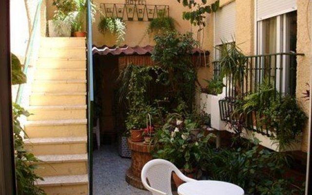 Отель El Pozo Испания, Торремолинос - 1 отзыв об отеле, цены и фото номеров - забронировать отель El Pozo онлайн вид на фасад