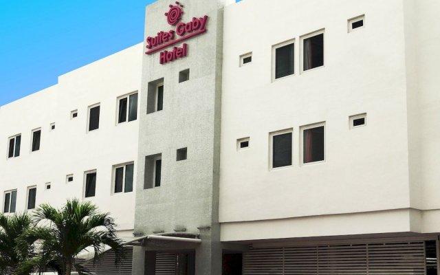 Отель Suites Gaby Мексика, Канкун - отзывы, цены и фото номеров - забронировать отель Suites Gaby онлайн вид на фасад