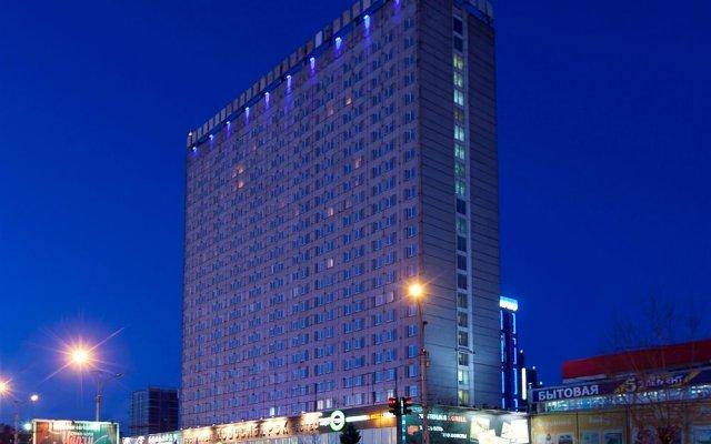 Marins Park Hotel Novosibirsk популярное изображение
