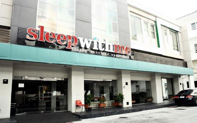 Отель Me Hotel Таиланд, Пхукет - отзывы, цены и фото номеров - забронировать отель Me Hotel онлайн вид на фасад