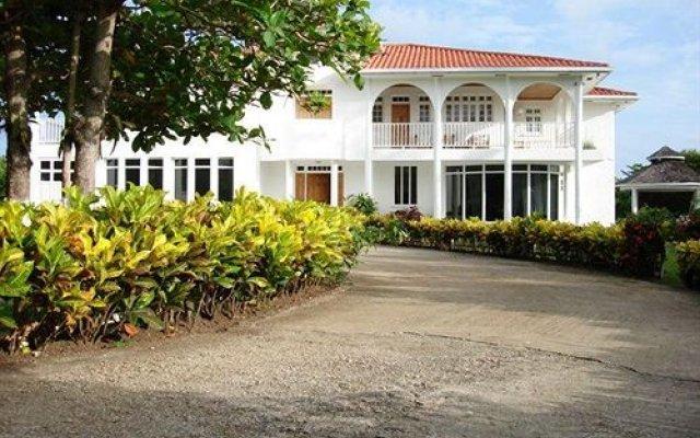 Отель Paradise L' Horizon вид на фасад