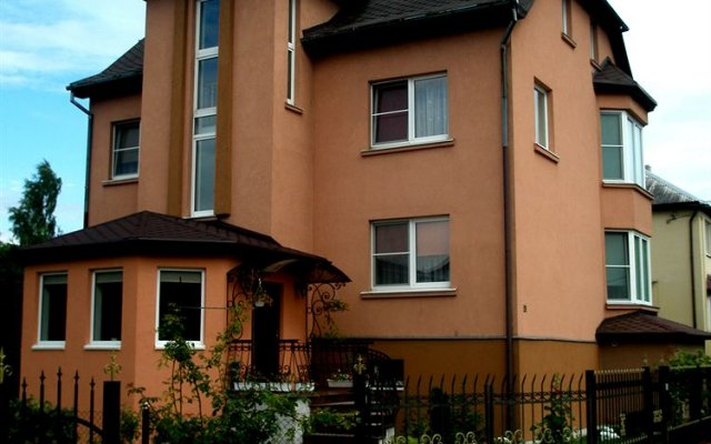 Гостевой Дом Клавдия вид на фасад