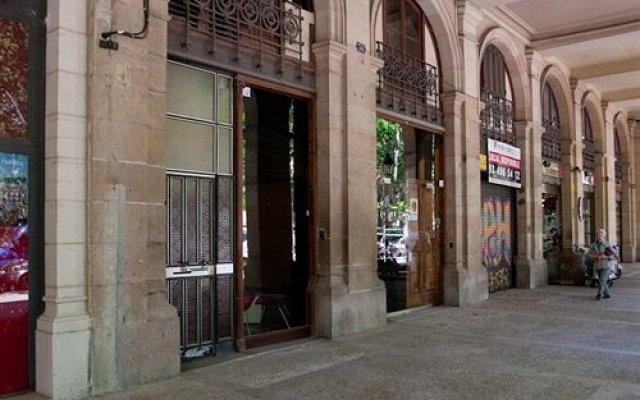 Отель Borne de Luxe Испания, Барселона - отзывы, цены и фото номеров - забронировать отель Borne de Luxe онлайн вид на фасад