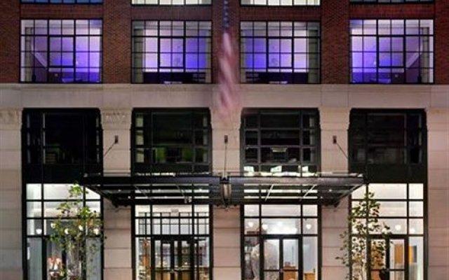 Отель Crosby Street США, Нью-Йорк - отзывы, цены и фото номеров - забронировать отель Crosby Street онлайн вид на фасад