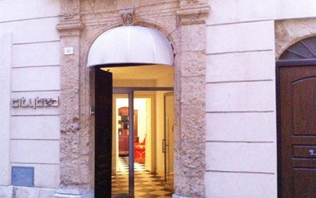 Отель CityBed Италия, Агридженто - отзывы, цены и фото номеров - забронировать отель CityBed онлайн вид на фасад