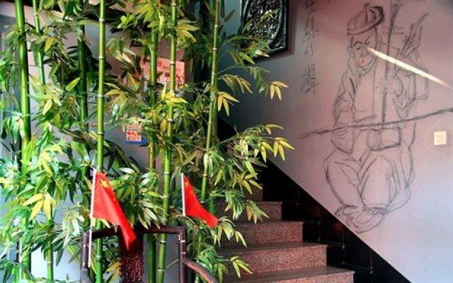 Отель Beijing Hutong Culture Inn вид на фасад