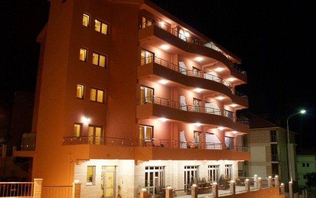 Hotel Stella di Mare вид на фасад