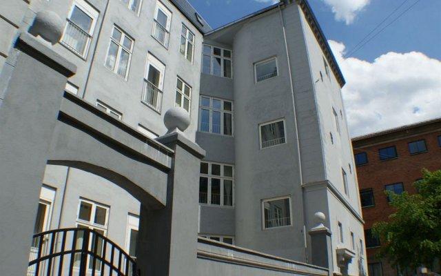 Апартаменты CPH Apartment вид на фасад