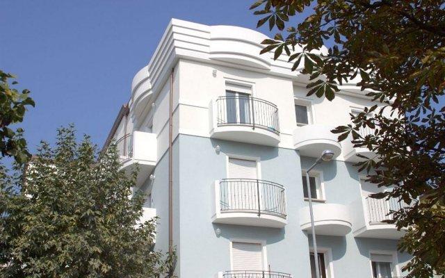 Отель Residence Mareo вид на фасад