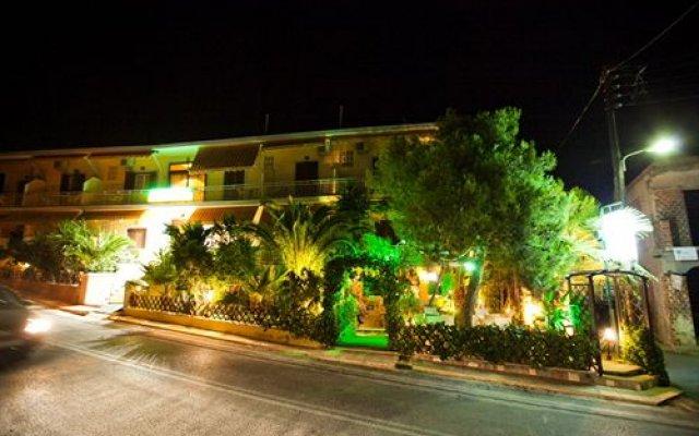 Отель Possidon Греция, Эгина - отзывы, цены и фото номеров - забронировать отель Possidon онлайн вид на фасад