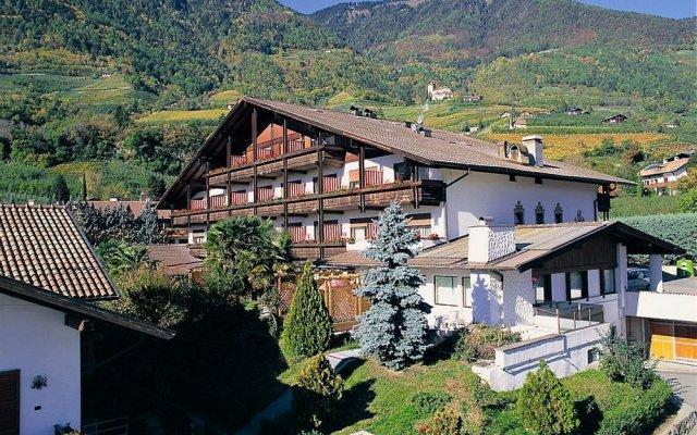Hotel Da Sesto Чермес вид на фасад