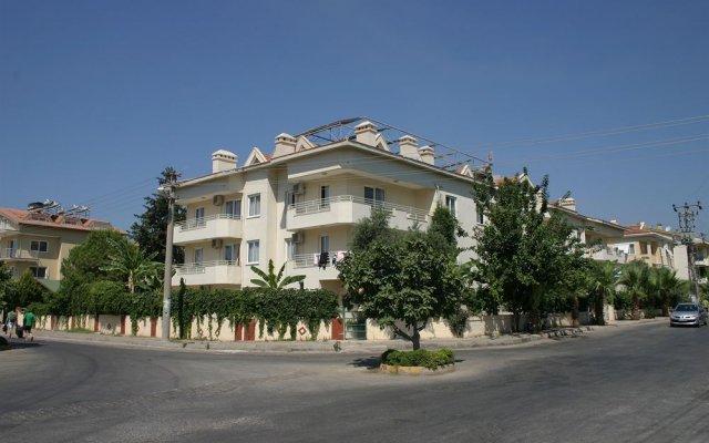 Апартаменты Mar Soleil Apartments вид на фасад
