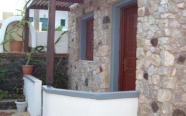 Отель Kafouros Hotel Греция, Остров Санторини - отзывы, цены и фото номеров - забронировать отель Kafouros Hotel онлайн вид на фасад