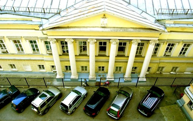 Гостиница Kremlin Suite Apartment в Москве отзывы, цены и фото номеров - забронировать гостиницу Kremlin Suite Apartment онлайн Москва вид на фасад