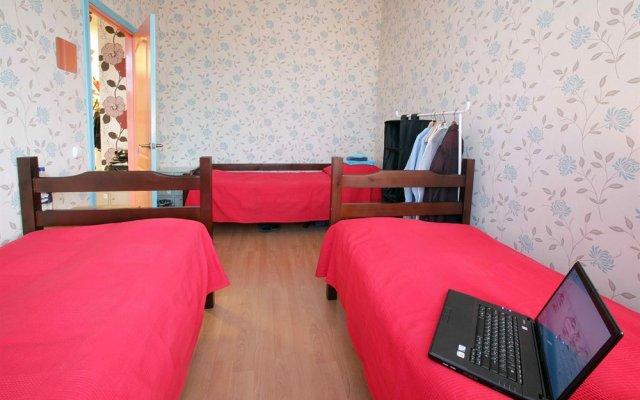 Гостиница Охостел комната для гостей