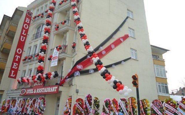 Bolu Hotel Турция, Болу - отзывы, цены и фото номеров - забронировать отель Bolu Hotel онлайн вид на фасад
