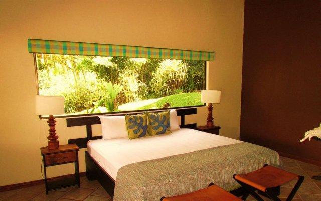 Отель Chachagua Rainforest Ecolodge вид на фасад