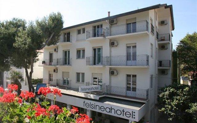 Felsinea Hotel вид на фасад