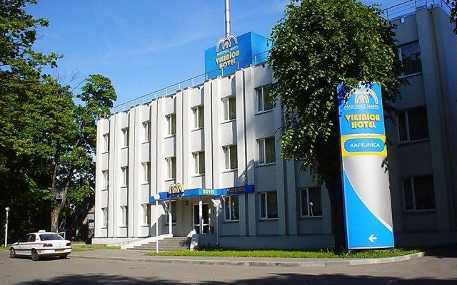Отель Marinas Nams вид на фасад