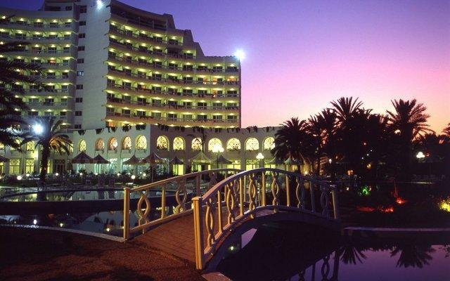 Отель Riadh Sousse Сусс вид на фасад