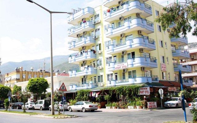 Nehir Apart Hotel вид на фасад