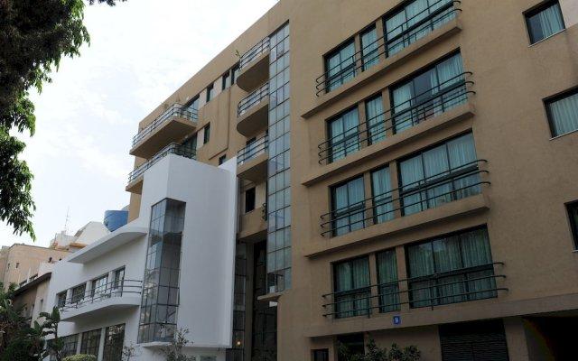 The Diaghilev Live Art Suites Hotel вид на фасад