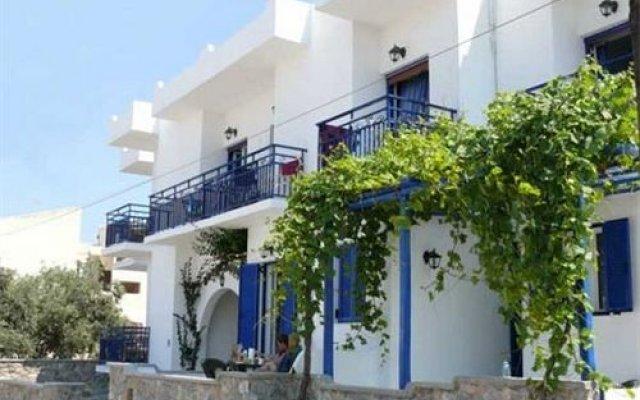 Отель Andreas Греция, Агистри - отзывы, цены и фото номеров - забронировать отель Andreas онлайн вид на фасад