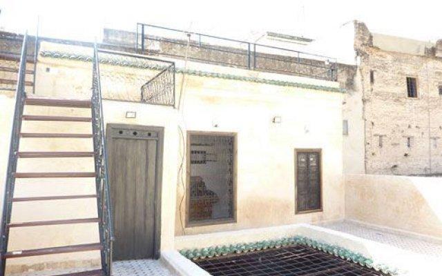 Отель Riad Kenza Марокко, Фес - отзывы, цены и фото номеров - забронировать отель Riad Kenza онлайн вид на фасад