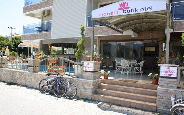 Moneta Boutique Hotel Турция, Мармарис - отзывы, цены и фото номеров - забронировать отель Moneta Boutique Hotel онлайн вид на фасад