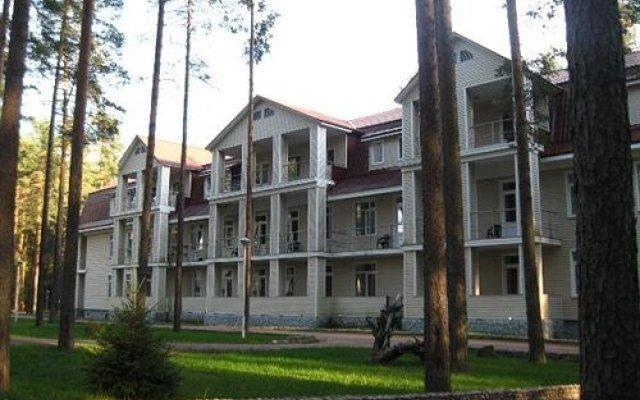 Загородный отель Райвола вид на фасад
