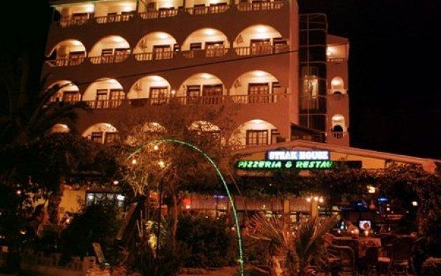 Kontes Beach Hotel Турция, Мармарис - отзывы, цены и фото номеров - забронировать отель Kontes Beach Hotel онлайн вид на фасад