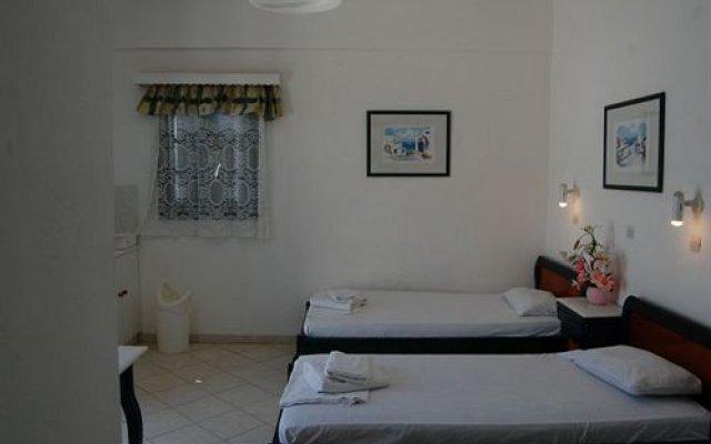 Отель Anemos Studios комната для гостей