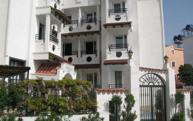 Отель Villa Princess вид на фасад