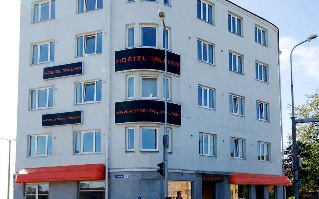 Отель Hostel Tallinn Эстония, Таллин - 11 отзывов об отеле, цены и фото номеров - забронировать отель Hostel Tallinn онлайн вид на фасад