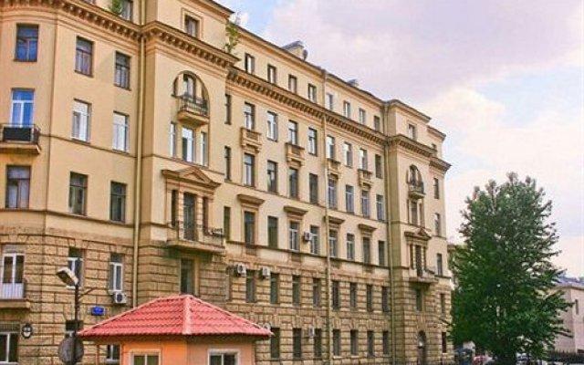 Mini-hotel Candy Санкт-Петербург вид на фасад