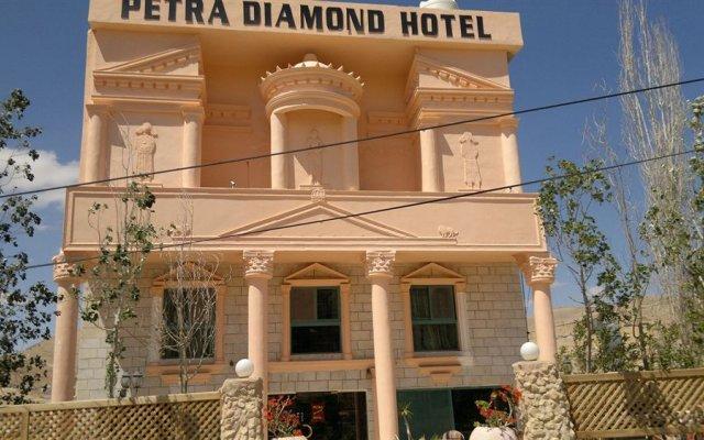 Petra Diamond Hotel вид на фасад