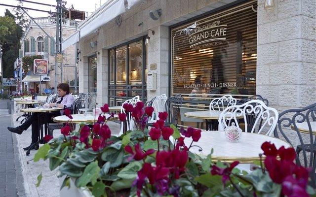 Tamar Residence Hotel Иерусалим вид на фасад