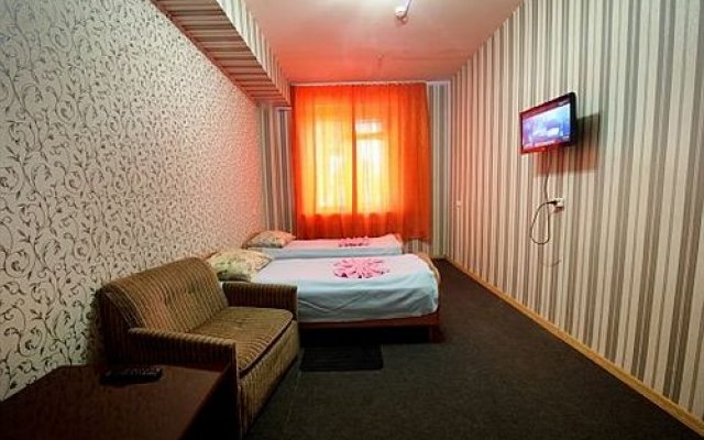 Postoyalets Hostel Минск комната для гостей