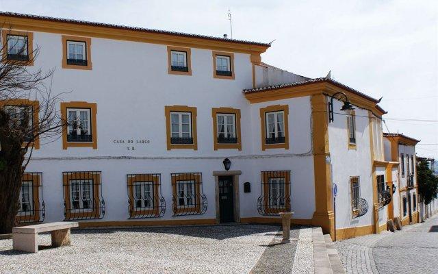 Отель Casa Do Largo вид на фасад