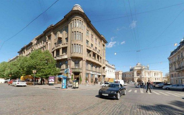 5 звёзд Апарт-отель вид на фасад