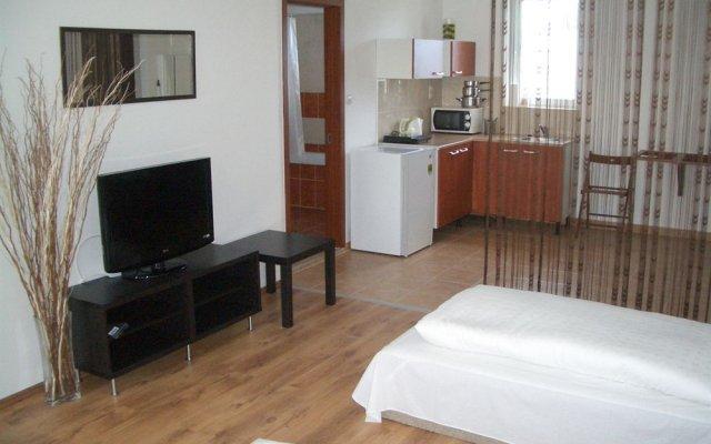 Отель Szentmihályi 22 Apartman комната для гостей
