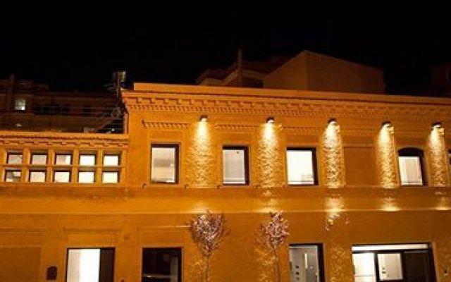 Отель Urben Suites Apartment Design Италия, Рим - 1 отзыв об отеле, цены и фото номеров - забронировать отель Urben Suites Apartment Design онлайн вид на фасад