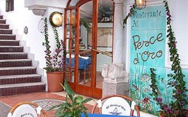 Отель B&B Al Pesce D'Oro Италия, Амальфи - отзывы, цены и фото номеров - забронировать отель B&B Al Pesce D'Oro онлайн вид на фасад
