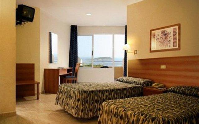 Fergus Pax Hotel комната для гостей